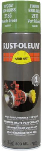 Rust-Oleum 2135 Topcoat Rezeda zöld RAL 6011 500 ml