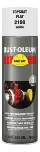 Rust-Oleum 2190 Deklaag Mat wit 500 ml