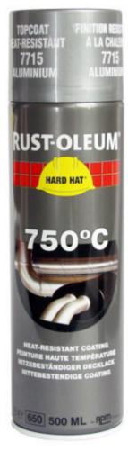 Rust-Oleum 7715 Heat resistant coating 500 Aluminio