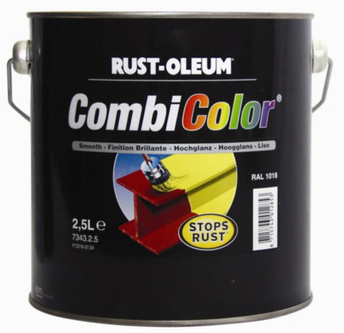 Rust-Oleum 7335 Metallfarbe 2500 Resedagrün Glanz, Satin, Matt, Metallic