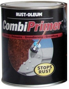 Rust-Oleum 3380 Primário anticorrosão Cinzento 0.75 l