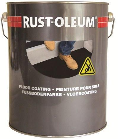 Rust-Oleum 7182 Revestimiento antideslizante 5000 Gris