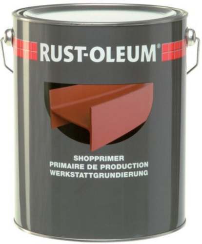 Rust-Oleum 6469 Primário para metal Vermelho acastanhado 5 l