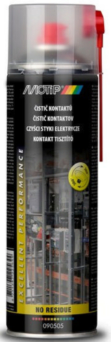 Motip Čistič Contact cleaner 500 ml