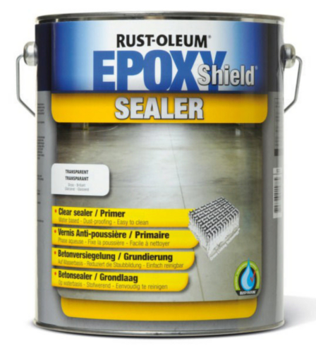Rust-Oleum 5220 Concrete sealer 5000 Transparente