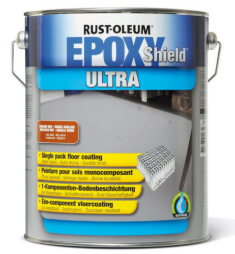 Rust-Oleum 5268 Floor coating 5000 Rojo