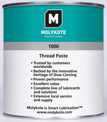 Molykote Pasta lubrificante 1000