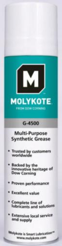 Molykote Lubrifiant en pâte G-4500 400 ml