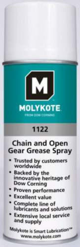 Molykote Tuk 1122 400 ml