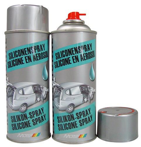 Motip Siliconenspray 400 ml