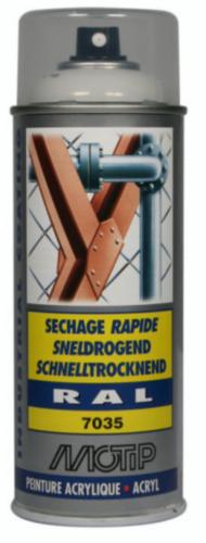 Motip 07034 Lacquer spray 400 Gris clair