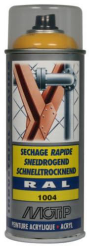 Motip 07072 Lacquer spray 400 Aranysárga