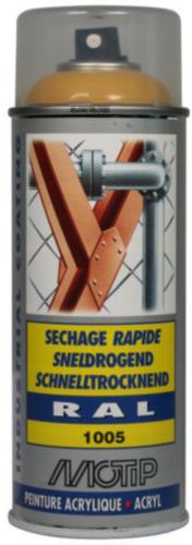 Motip 07073 Lacquer spray 400 Mézsárga