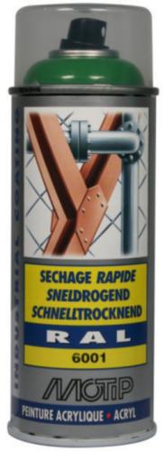 Motip 07119 Lacquer spray 400 Smaragdzöld