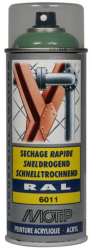 Motip 07124 Lacquer spray 400 Rezeda zöld