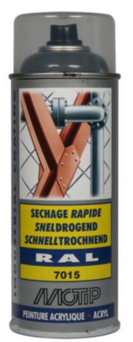 Motip 07148 Spray de barniz 400 Gris