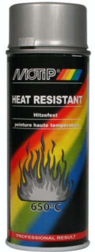 Motip Peinture haute-température Argent 400 ml