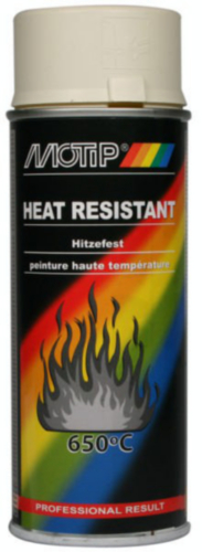 Motip Peinture haute-température Beige 400 ml