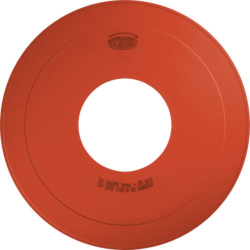 Tyrolit Meule plate 200X15X51