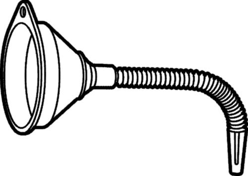 HUNE FUNNEL POLYETH          FLEXTR.9535