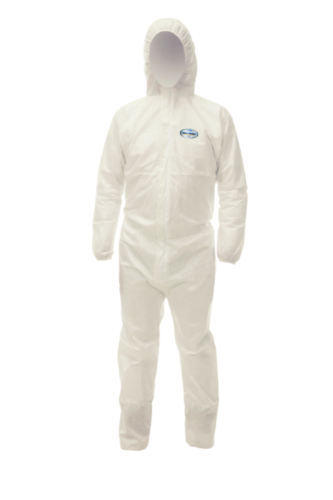 Kleenguard Disposable coverall A20+ 95160 White M