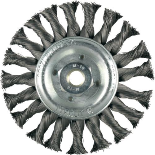 Tyrolit Wheel brush 115X11X23XM14