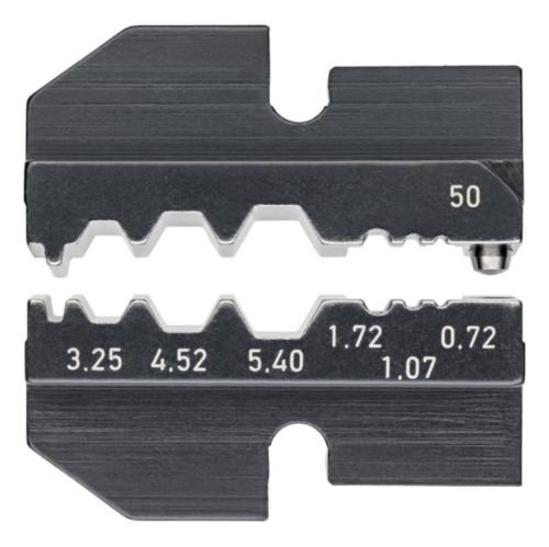 Knipex Matryce do zaciskania 97 49 50