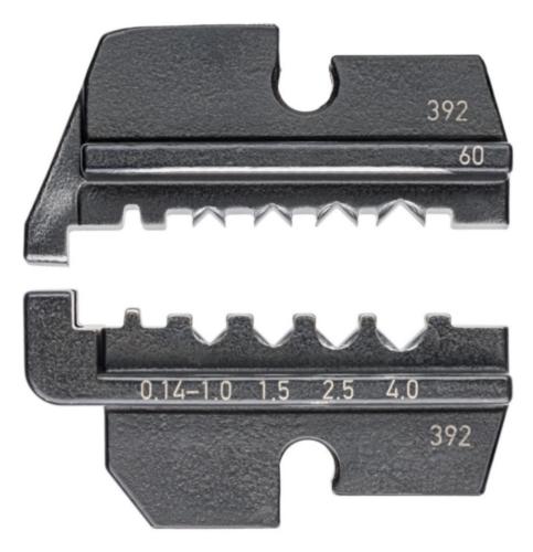 Knipex  Profils de sertissage