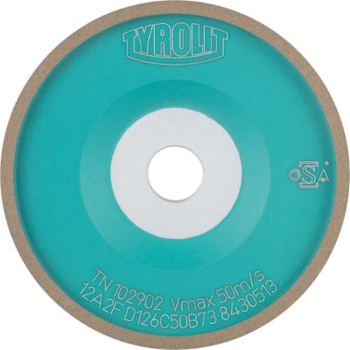 Tyrolit Slefuire disc 125X23X20