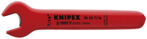 Knipex Single ended open wrenches 115MM