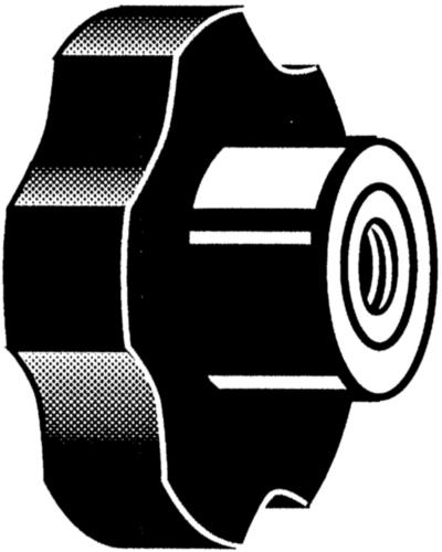 Mânere tip disc 5x