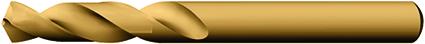 Dormer vřetenové vrtáky A620 DIN 1897 HSSE Brass 5.2mm