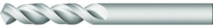 Dormer Stub drill A920 DIN 1897 HSSE Blanc 7.60mm