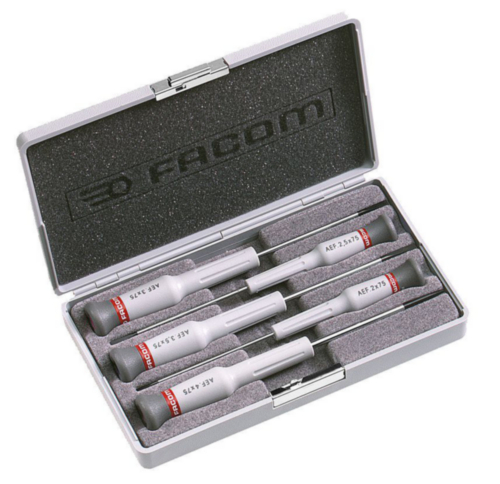 FAC SCREWDRIVER SET AEF.J2 5 PC