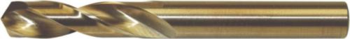 Jobber drill Cylindrical DIN 1897 HSSE Co Golden brown 5,5MM
