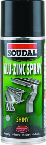 Soudal Aerosol 400 Aluminio