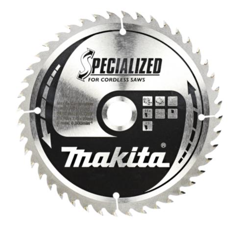 Makita Kreissägeblatt 150X20X1,4 52T 0GR