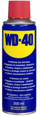 WD-40  Óleos  200 ml
