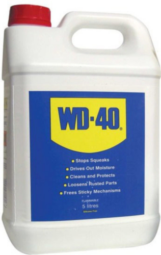 WD-40 Mazací olej 5000