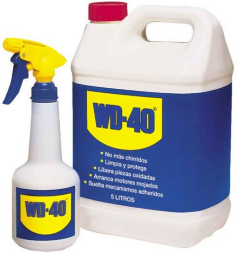 WD-40 Lubricant oil 5000