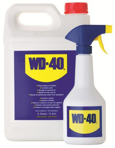 WD-40 Smeerolie Classic 5 l