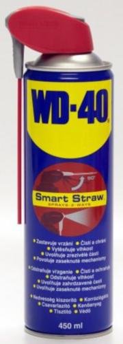 WD-40 Olej 450 Světle hnědá