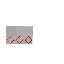 Brady Pre-printed GHS/CLP Chemical Label B30-262-7569-CLP3B 200PC