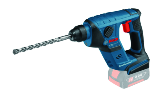 Bosch Cordless Rotary hammer GBH 18V-LI SOLO L-BX (without battery/charger)