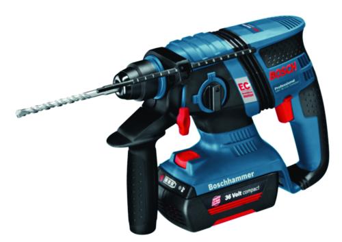 Bosch Accu Boorhamer GBH 36V-LIC 2X1,3AH