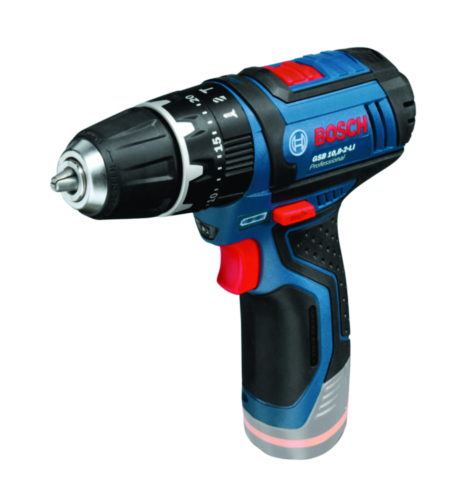 Bosch Cordless Impact drill GSB10,8LI+1130CV (without battery/charger)