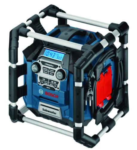 Bosch Lampen & radio's