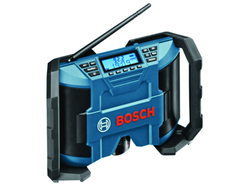 Bosch Accu Radio GML10,8V-LI+GSR 10,8