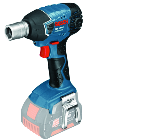 Bosch Cordless Impact wrench GDS 18V-LI SOLO L-BX (without battery/charger)