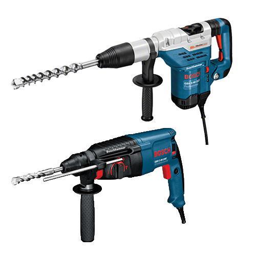 Bosch Electrisch gereedschappen deals GBH5-40+GBH2-26DRE
